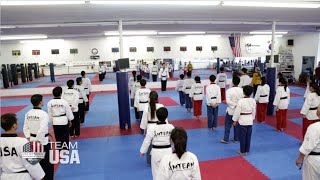 USA National Taekwondo Poomsae Team Training Camp Fundraiser