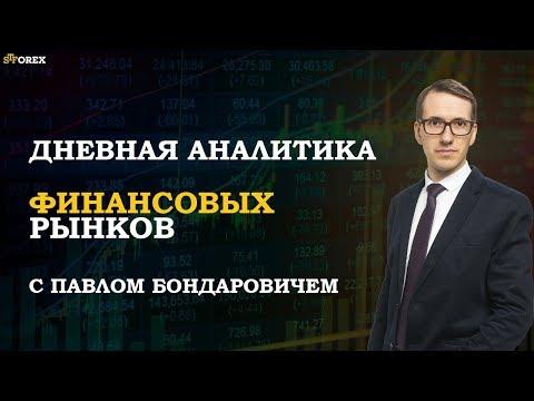 08.04.2019. Дневной обзор финансовых рынков