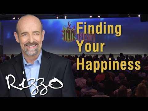 Finding Your Happiness – Steve Rizzo