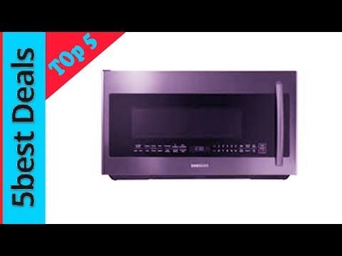 The Top 5 Best Over The Range Microwaves 2020