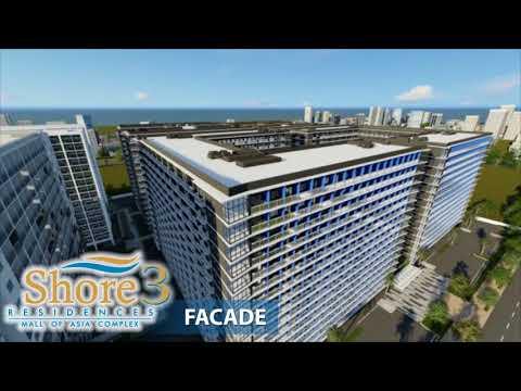 New Shore Residences MOA Complex Walkthrough