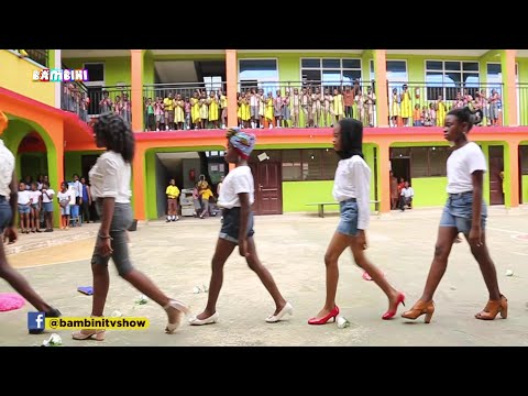 Wow Check The Runway CatWalk Of Little Angels Academy in Kumasi
