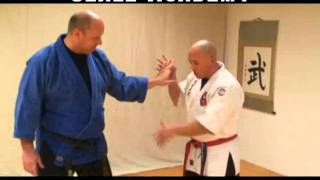 Dustin Seale's Kyusho Combatives - Principles of Tuite #5
