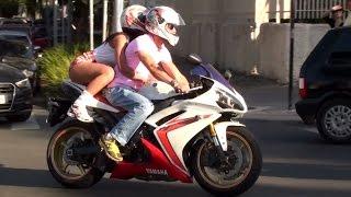 Motos esportivas acelerando em Curitiba - Parte 42