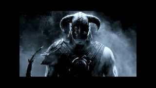 Skyrim Main Theme Soundtrack Dragonborn