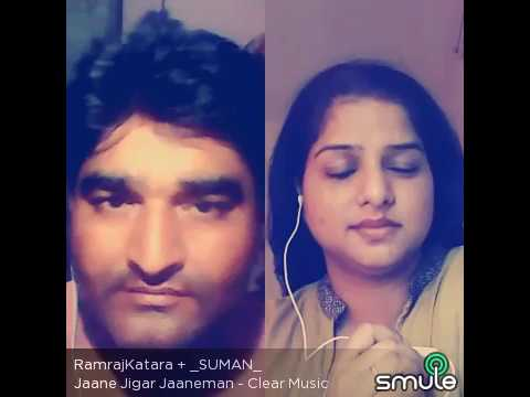 Kumar sanu effect Jane jigar janeman beautiful song with my voice. Listen and enjoy