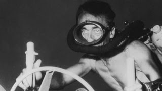 The legacy of underwater explorer Jacques Cousteau
