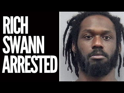 RICH SWANN ARRESTED! (Going in Raw Pro Wrestling News 12/10/17)