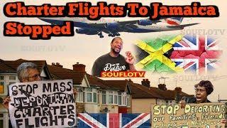 UK Chartered Flight to Land in Jamaica regardless