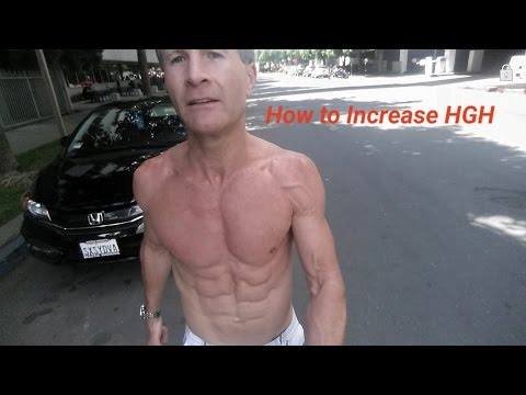 Human Growth Hormone up 2000% without suppliments? HGH How to