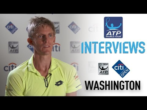 Anderson Pleased With QF Win Washington 2017