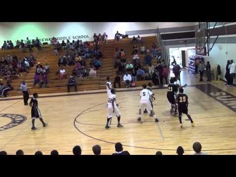 Blythewood Middle School vs Summit