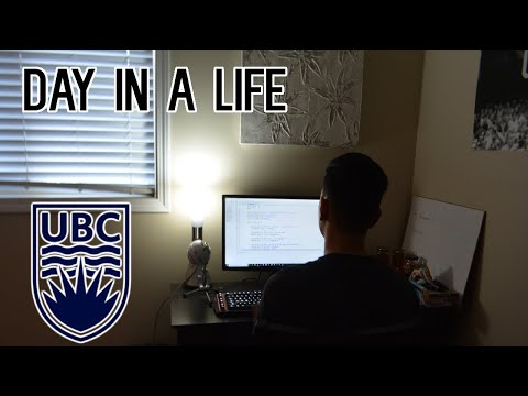 Day in a Life of a UBC Okanagan Student