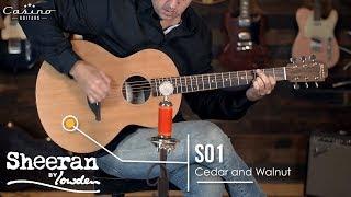 Sheeran By Lowden S01 Demo