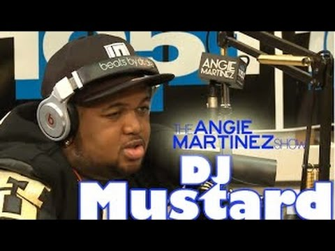 Dj Mustard Interview with Angie Martinez Power 105.1