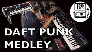 Daft Punk Medley Human Jukebox
