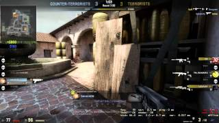 Cs go 4 man with mag-7