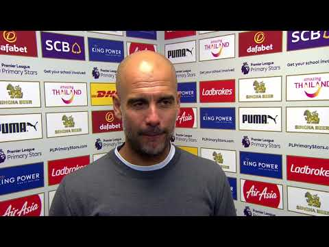 "Guardiola: ""We demand alot from the players"" 