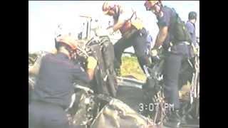 Grave accidente de tránsito en el estado Monagas