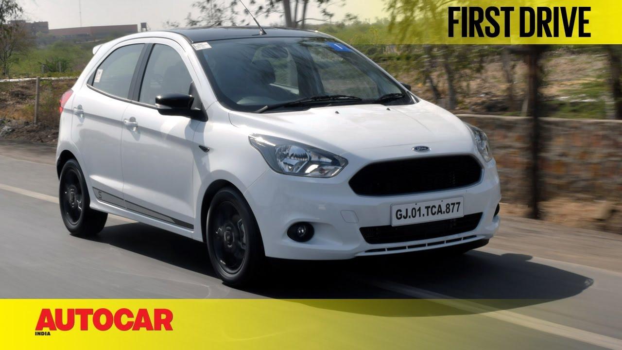 Ford figo sports edition first drive autocar india