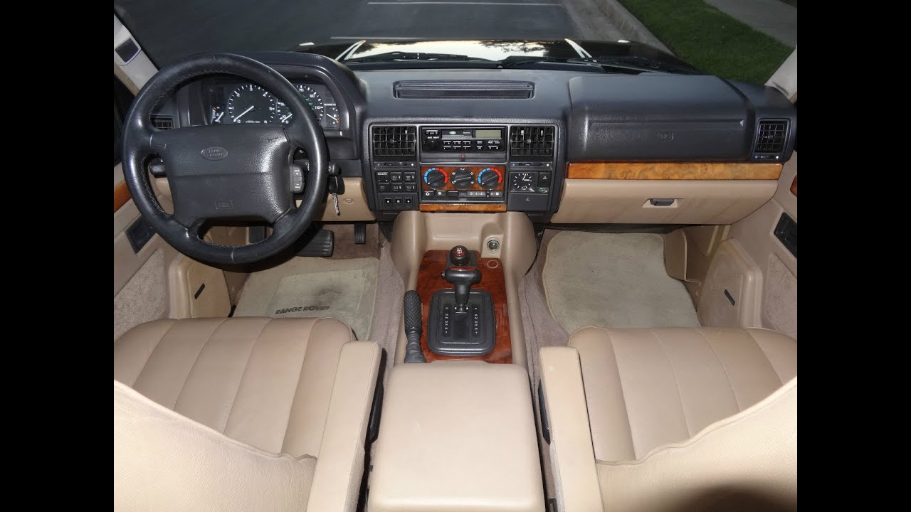 Range Rover Classic head gasket