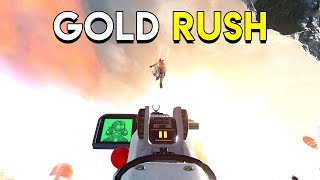 Apex but with Only Gold Weapons! (Gold Rush)