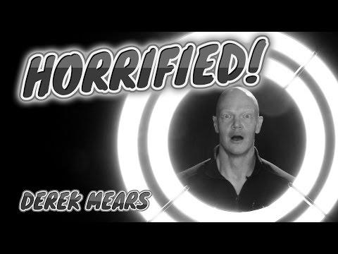 HORRIFIED! Episode 2.17 Derek Mears