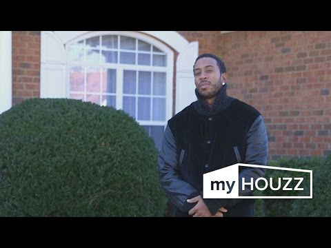 "My Houzz: Chris ""Ludacris"" Bridges' Surprise Home Makeover :60"