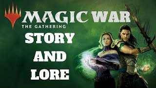 War Of The Spark Story And Lore Magic The Gathering