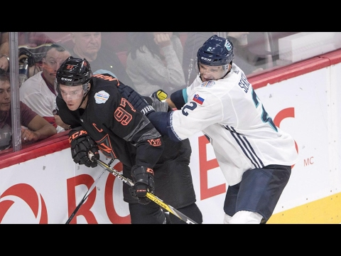 Why doesn't Sekera pass the puck to McDavid?