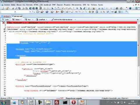 VideoTutorial 13 del Taller Práctico de PHP y MySQL