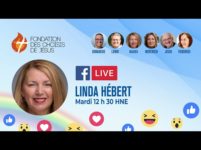 Facebook Live quotidien 05/05/2021 - Comment tu es guidé
