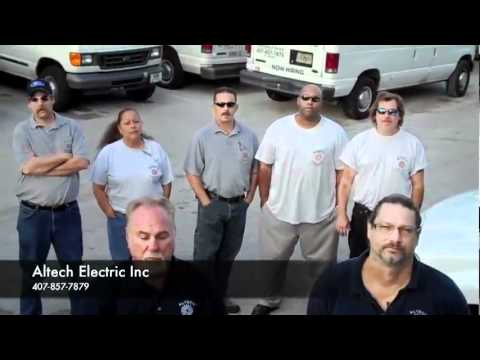orlando florida licensed residential electricians