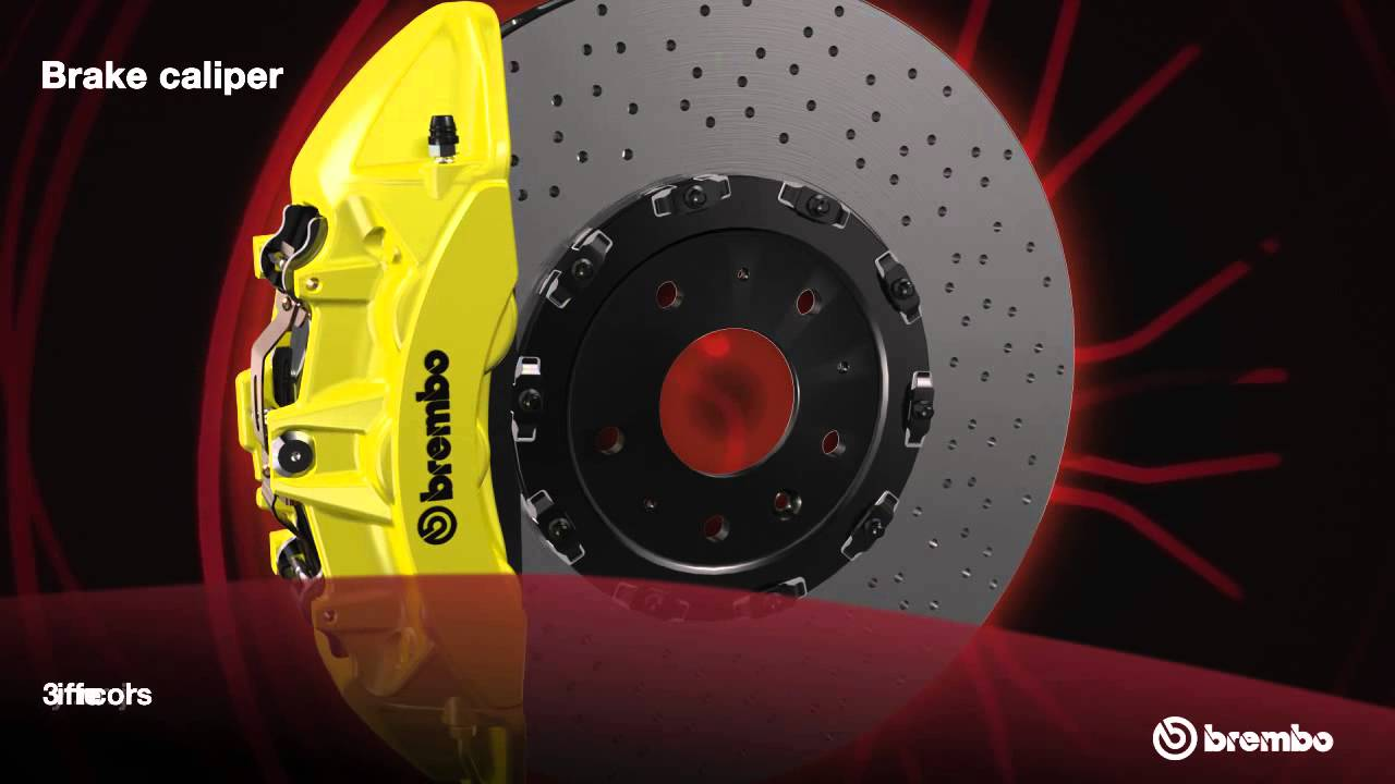 Brembo Stopping Power In Corvette Z07 Performance Package