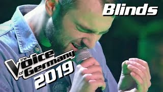 Dermot Kennedy - Power Over Me (Philipp Fixmer) | The Voice of Germany 2019 | Blinds