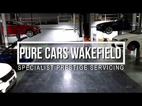 Pure Cars -  Specialist Prestige Servicing