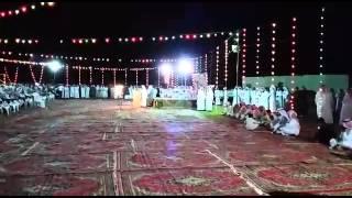 حفل قبيلة بني صبيح بأبنهم العائد الى ارض الوطن علي سالم وكلمة الاستاذ علي الصبيحي