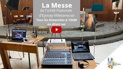 Messe du 4ème Dimanche de Pâques - Unité Pastorale d'Epinay Villetaneuse - 3/05/2020