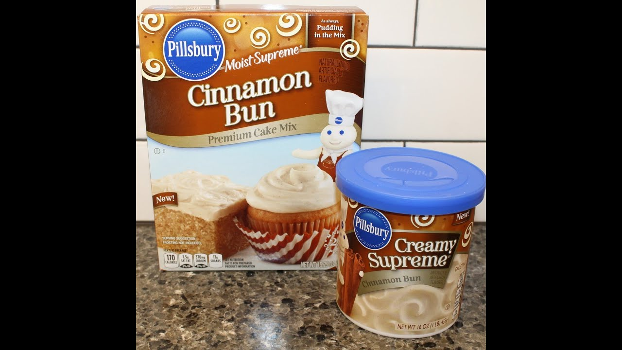 Cinnamon Cupcake Recipe With Cake Mix