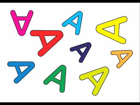 Easy Phonics For Kids: The Letter A - YouTube