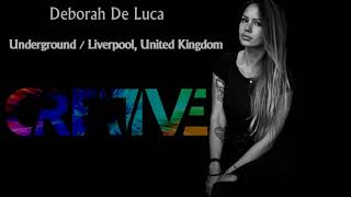 Deborah De Luca Set Underground Liverpool, United Kingdom 10 Feb 2018