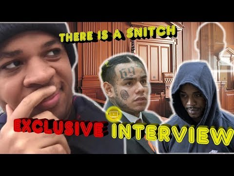 EXCLUSIVE: My Interview With Meezy Who Was At The Tekashi 6ix9ine Court Hearing