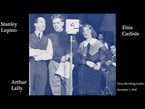 "Stanley Lupino & Elsie Carlisle - ""I Don't Want to Go to Bed"" (1932)"