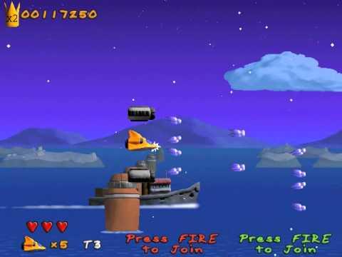 Platypus 2 - Level 1