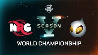 NRG ESPORTS vs. TEAM DIGNITAS - World Championship