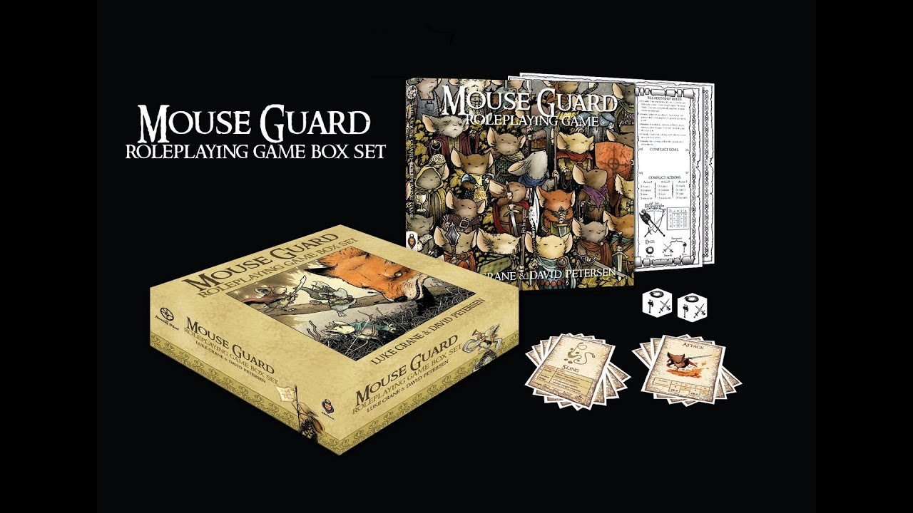 MOUSE GUARD RPG PDF DOWNLOAD