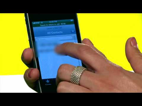 IPhone Tips: Set Up A Conference Call