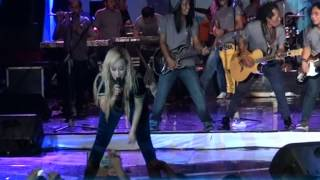 MONATA LIVE APSELA 2014 - LIA LADYSTA AKU RA POPO