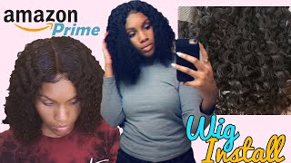 Best Curly Wig Ever😍! || #Slayed🤯|| Amazon Prime Hair|| JessicaHair