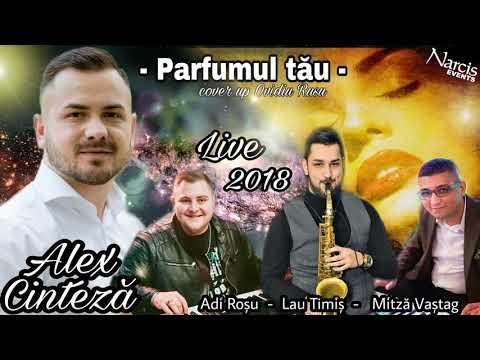 Alex Cinteză - Parfumul Tău - Live 2018 - Cover up Ovidiu Rusu